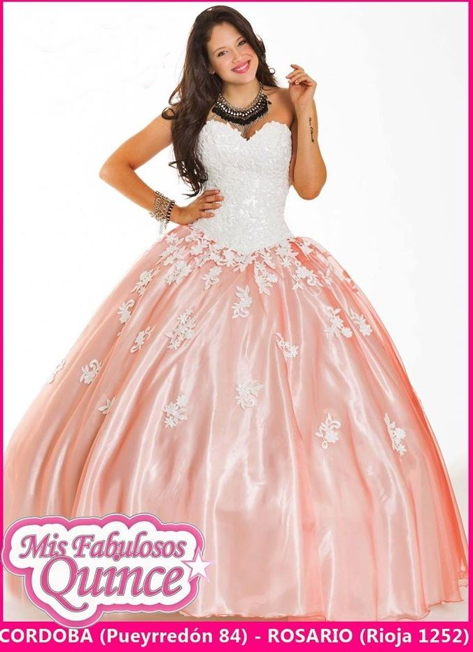 18 best Mis Fabulosos Quince images on Pinterest | Frock dress ...