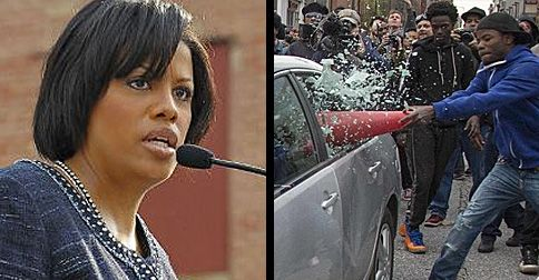 Baltimore's Mayor Wants to Charge American Taxpayers for $20 Million in Riot Damages http://toprightnews.com/baltimores-mayor-wants-to-charge-american-taxpayers-for-20-million-in-riot-damages/