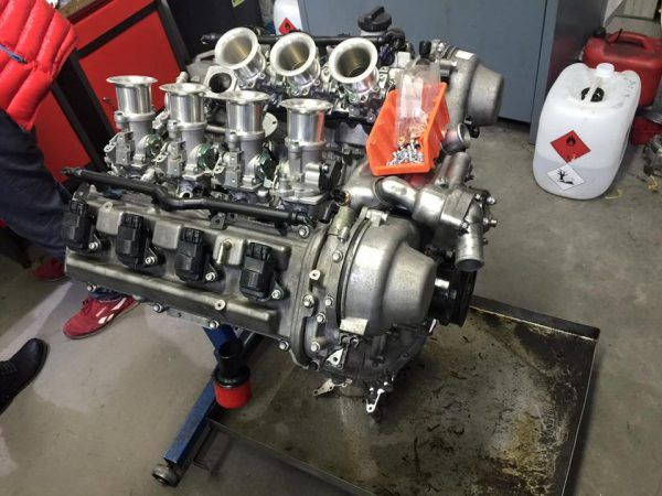 4 0 L 1UZ V8 with ITBs | Engines | Bmw e30, E30, Engineering