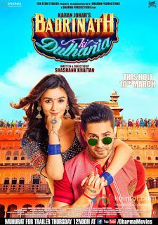 Flims Club: Badrinath Ki Dulhania (2017) Full Movie Watch Onli...