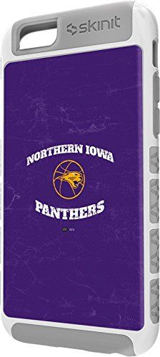 University of Northern Iowa iPhone 6 Cargo Case - UNI Panthers Cargo Case For Your iPhone 6. Built To Last - Tough iPhone 6 Cargo Case Made With A Double Layer Hard Shell & Rubber Liner Protection. Offically Licensed Northern Iowa, University of Case Design. Industry Leading Vivid Color Vinyl Print Technology. Textured Sidewalls - For Added Comfort & Enhanced iPhone 6 Grip. Precision iPhone 6 Fit - Increasing Protection Without Sacrificing Function.