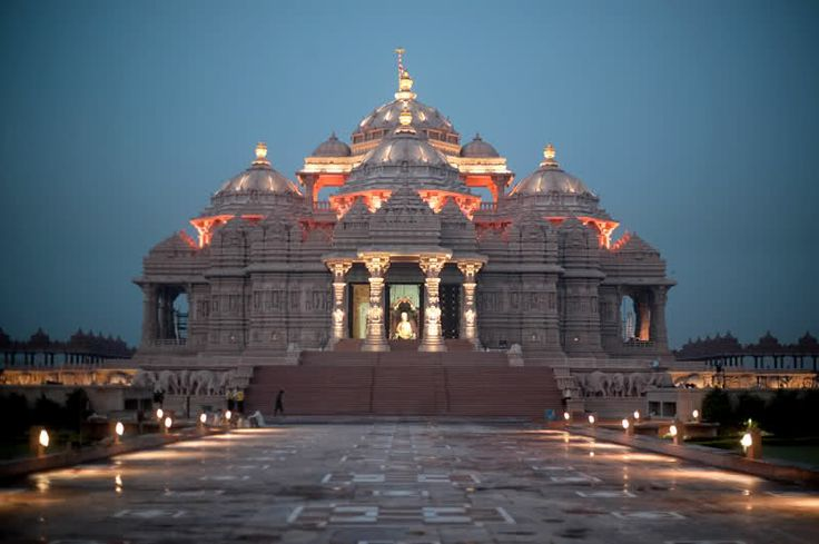 Swaminarayan Akshardham Temple