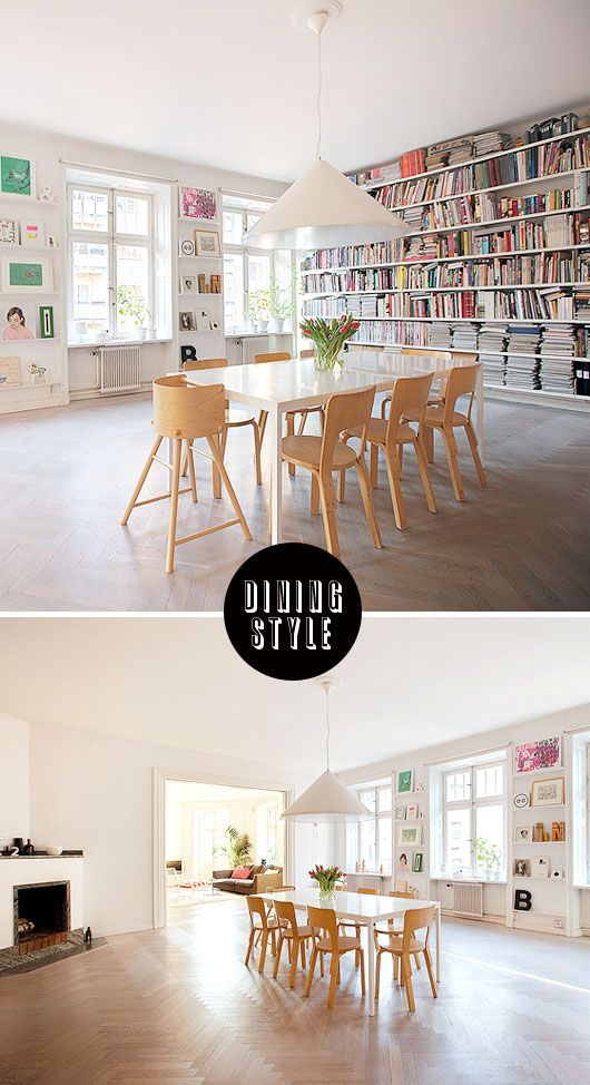 27 Best I Turned My Dining Room Into A Library Images On