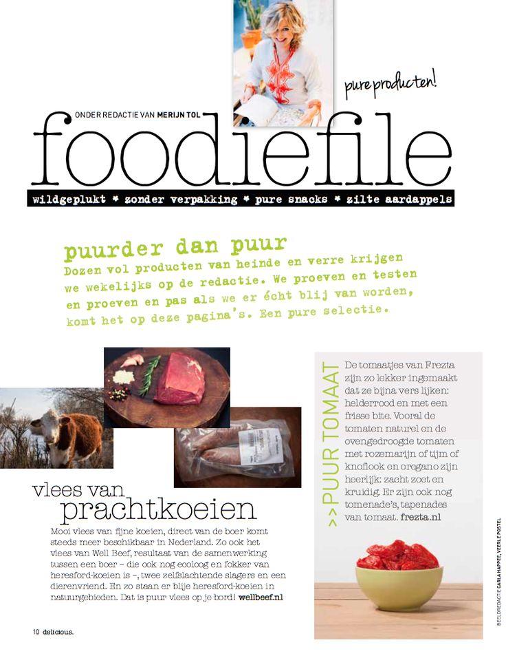 Publicatie Delicious Magazine.mei.2015