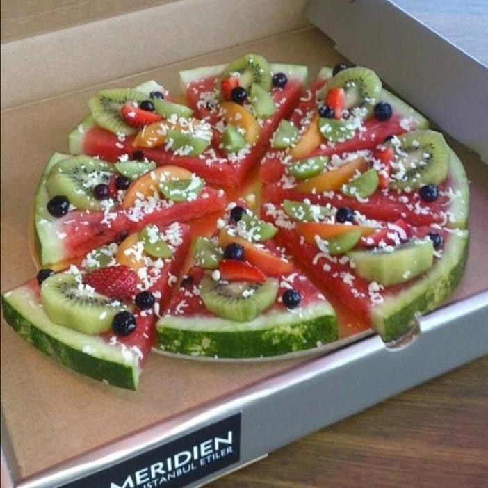 Pizza Summer edition
