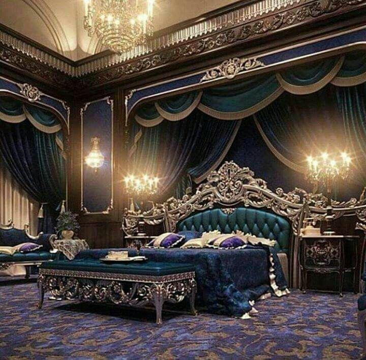 Quartos Luxury Bedroom Inspiration Luxurious Bedrooms Royal Bedroom