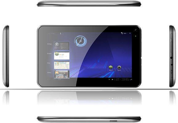 7 Android Dual Cameras Tablet Pc Mid Capacitive Multimedia Touch