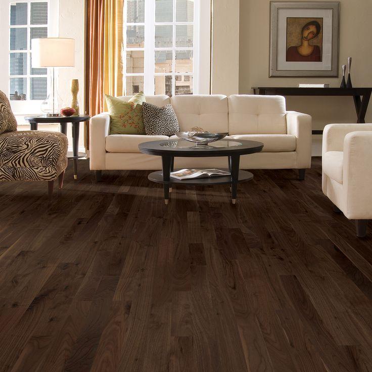 Kraus Cameo Marquis Walnut Laminate #GRFlooing #laminate #flooring #dark