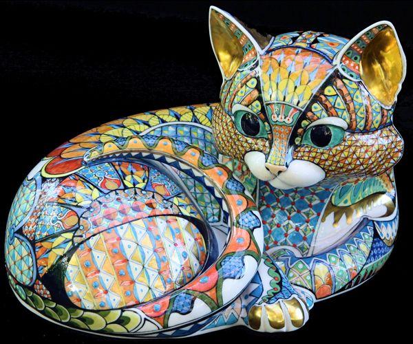 Kitten 4 - David Burnham Smith - Master Ceramic Artist