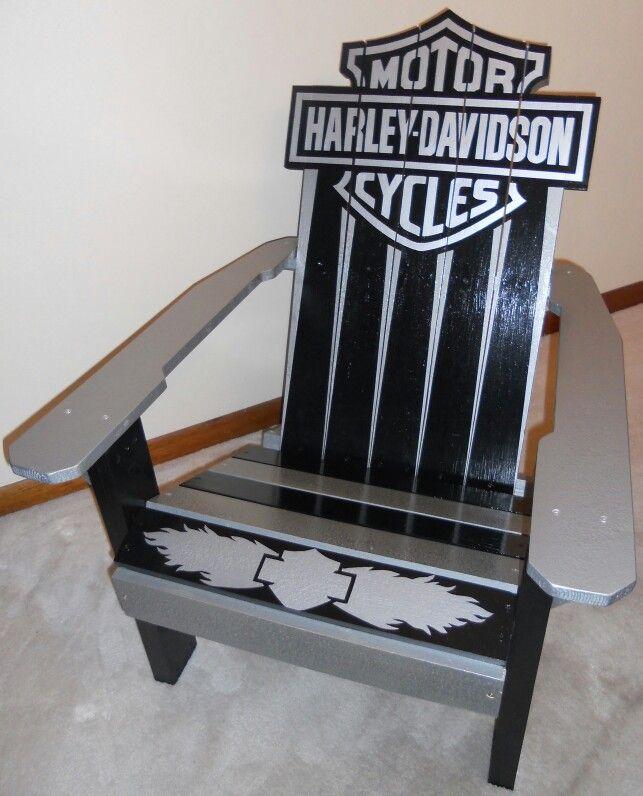 Harley-Davidson Adirondack Chair