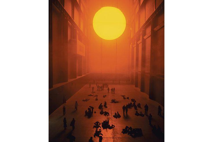 Олафур Элиассон: искусство, формирующее реальность | Анатомия архитектуры
