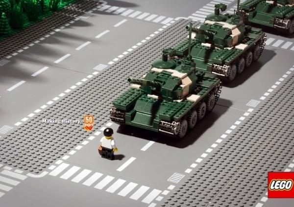 Making History Lego