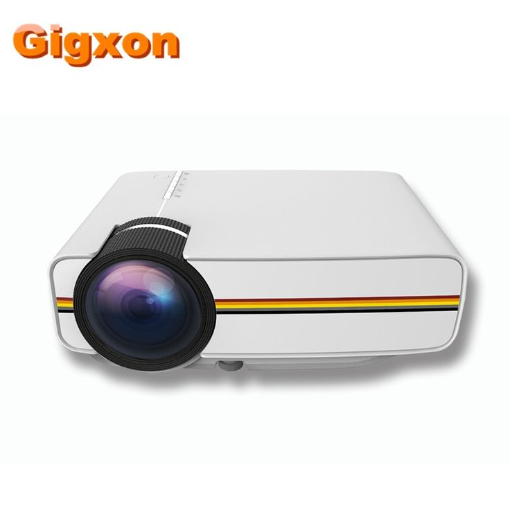 128.56$  Watch now - http://ali9u7.shopchina.info/1/go.php?t=32794705765 - Gigxon - G400Y Support full HD 1920*1080P Mini Projector Home Cinema Theater TV HDMI VGA Digital LCD LED Projector max 130 inch 128.56$ #shopstyle