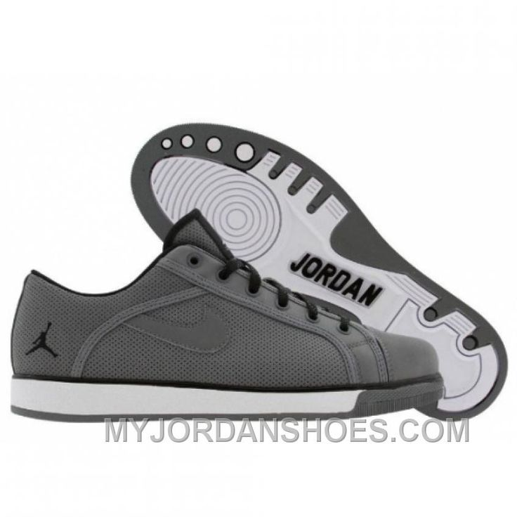 http://www.myjordanshoes.com/air-jordan-sky-high-retro-low-cool-grey-black-white-454076011-authentic.html AIR JORDAN SKY HIGH RETRO LOW COOL GREY BLACK WHITE 454076-011 AUTHENTIC Only $75.00 , Free Shipping!