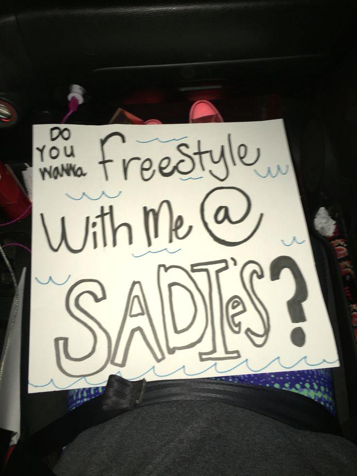 Sadie Hawkins Proposal