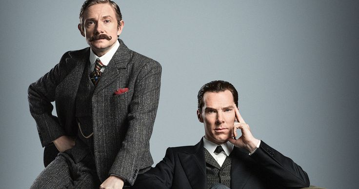 'Sherlock' Christmas Special Photo Reunites Cumberbatch & Freeman -- Benedict Cumberbatch and Martin Freeman reunite in a new photo from BBC's highly-anticipated 'Sherlock' Christmas Special. -- http://movieweb.com/sherlock-christmas-special-photo-benedict-cumberbatch-martin-freeman/