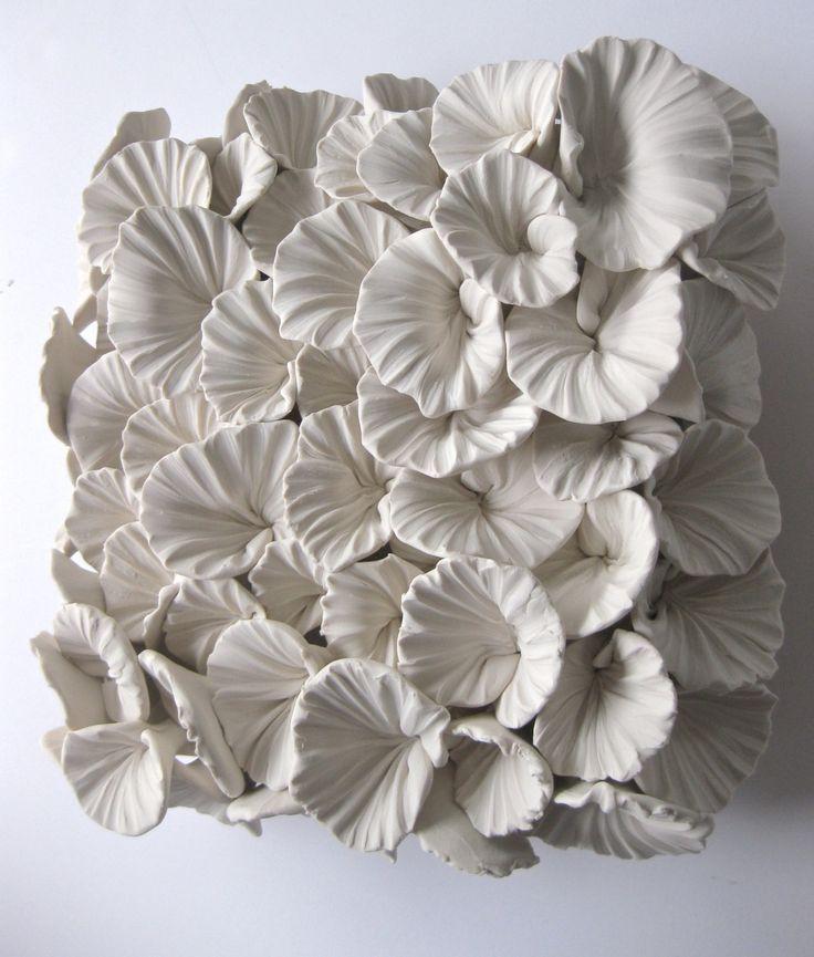 Organic Polymer Clay Sculpting by Dilly Pad, aka Angela Schwer.