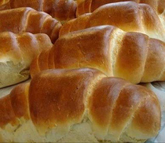 Receita de Pão caseiro doce (muito macio).