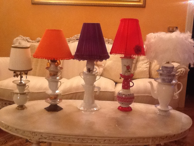 Le mie lampade