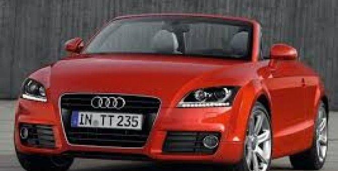 Audi TT Roadster new Upcoming car:-):-)