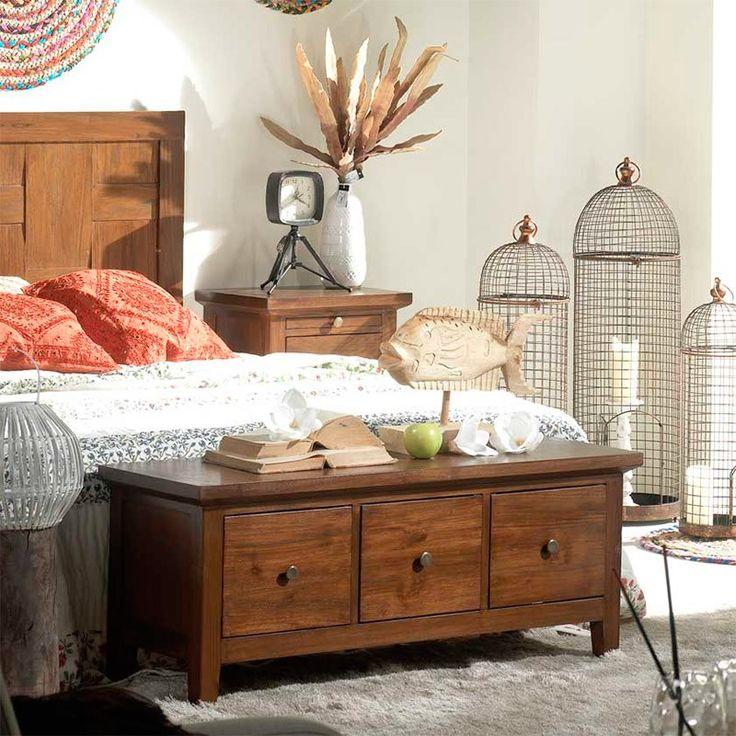 muebles para los pies de la cama - Buscar con Google