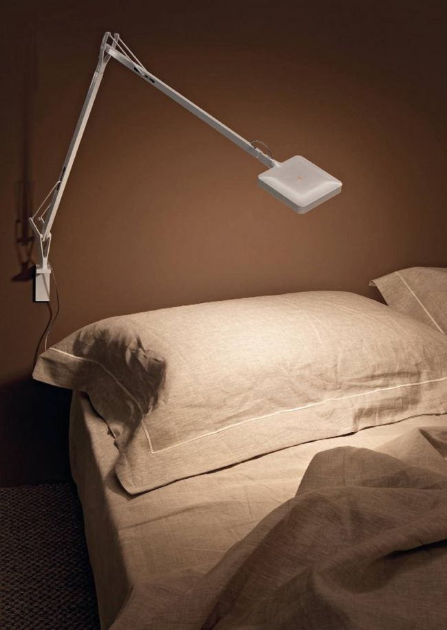 Kelvin LED lamp by Antonio Citterio arrived at Oikos