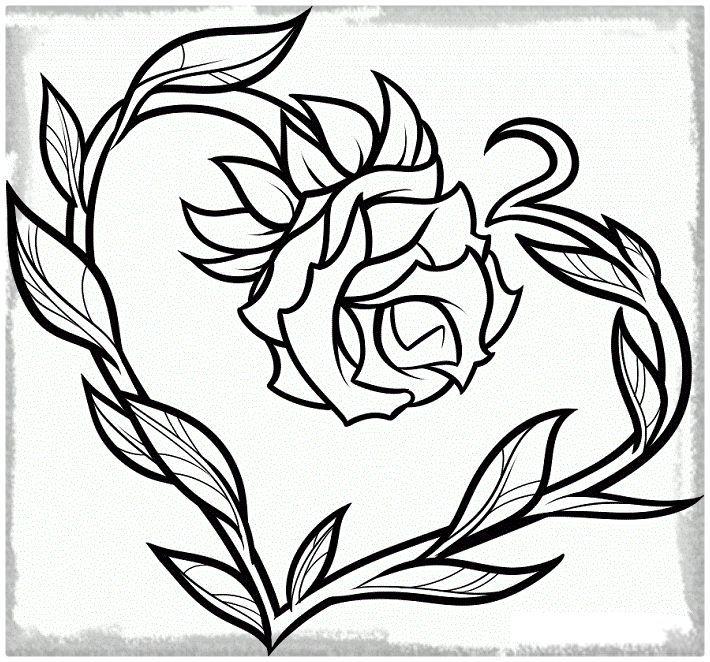 Pin De Merlys En Dibujos Merlys Con Imagenes Dibujos De Rosas