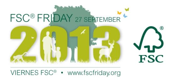 #FSC Friday 27th of September! Anybody can get involved in FSC Friday and the celebrations are #international! http://www.fscfriday.org