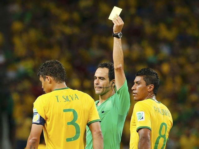Thiago Silva will be suspended for Brazil's World Cup semi-final against Germany – and Fifa has also ruled out action by its disciplinary committee for the challenge by Colombia's Juan Zúñiga that left Neymar with a serious injury.  More Details Visit  http://www.clippingpathhouse.com/blog/brazil-appeal-against-thiago-silvas-world-cup-semi-final-ban-rejected/