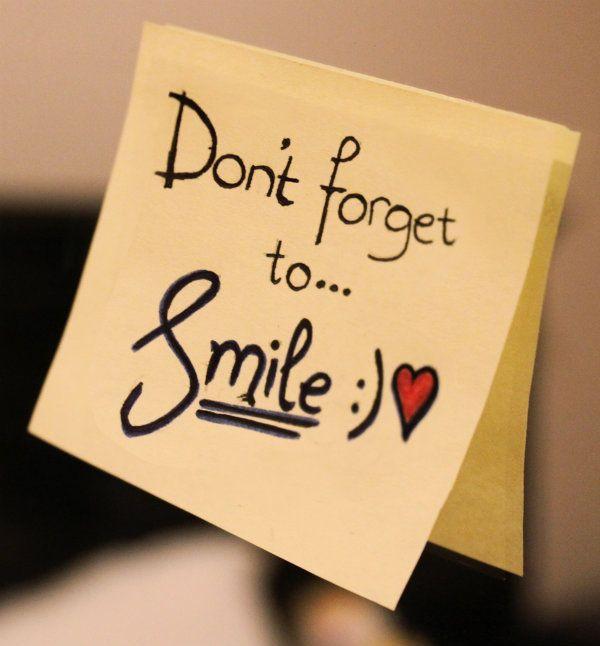 A provocare un sorriso è quasi sempre un altro sorriso...Allora iniziamo  subito :-D  ENJOY!