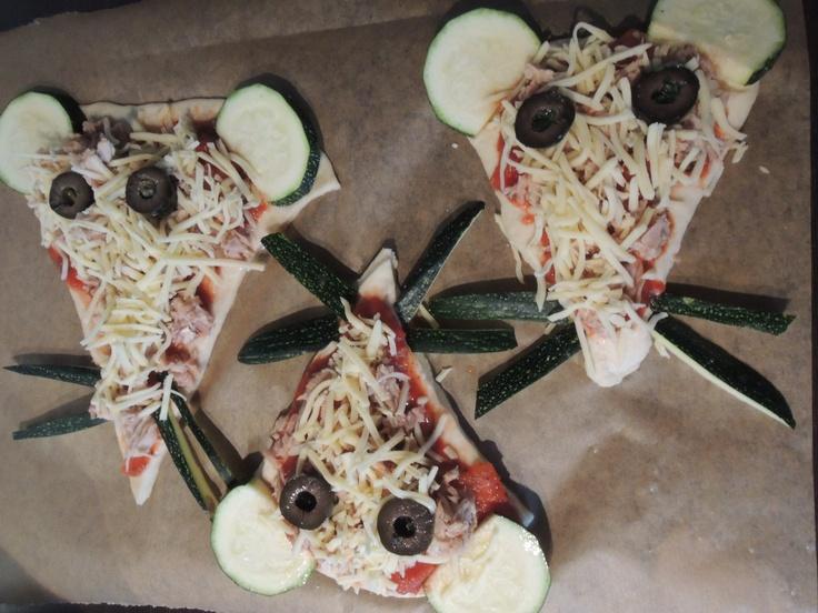 MÄUSE Pizza