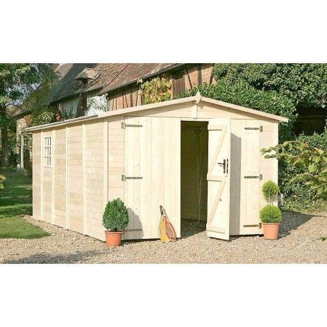 7 best garages en bois images on pinterest | garages, natural wood