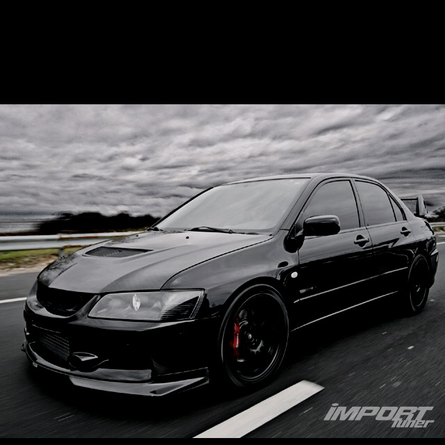 353 Best Mitsubishi Images On Pinterest: 20 Best Images About EVO IX On Pinterest