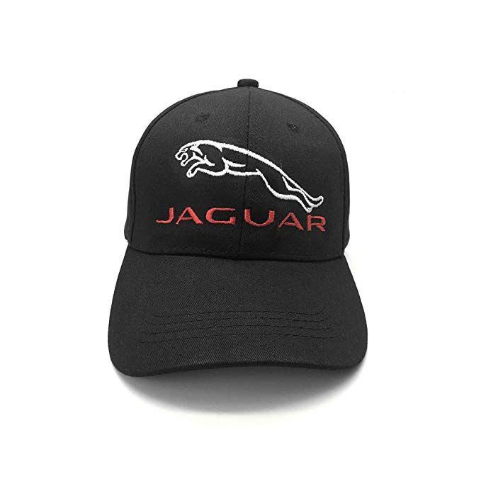 Home Fashion Diy Jaguar Car Logo Embroidered Baseball Cap Dad Hat Black Adjustable Baseball Caps Hats Caps Accessor Dad Hats Diy Fashion Jaguar Car Logo
