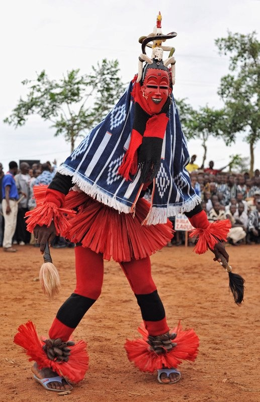 festival in the Ivory Coast