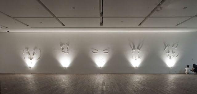 MAGNÍFICA ARTE DA SOMBRA #shadowart #art #arte #sombra #luzesombras #lightandshadows