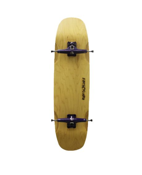 #Downhill_Longboards Longboarding explained, the basics of longboarding and understanding how to longboard and the parts of a longboard. http://www.earthcruzerz.com/store/p198/Wild_Thang_%231_%2F_180mm_Downhill_Atlas_Trucks_%28PURPLE%29%2F_60-70mm_Wheels.html