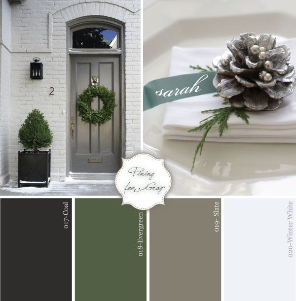 Best 25+ Green And Gray Ideas On Pinterest