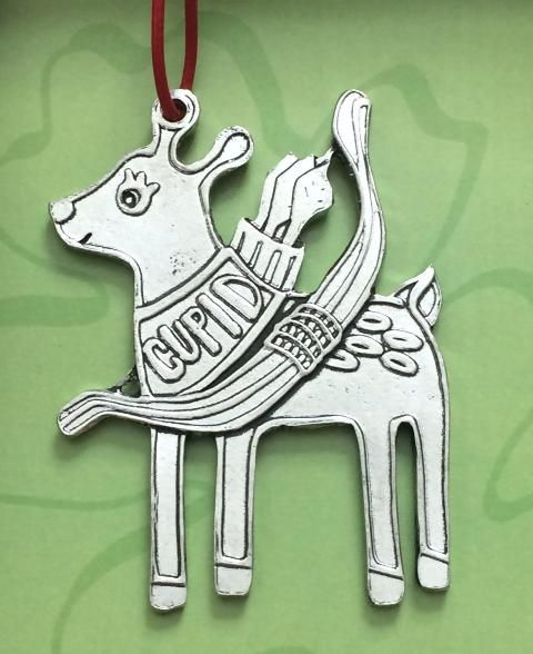 Wendell August - Reindeer Games Ornament Collection ~ Planet Weidknecht