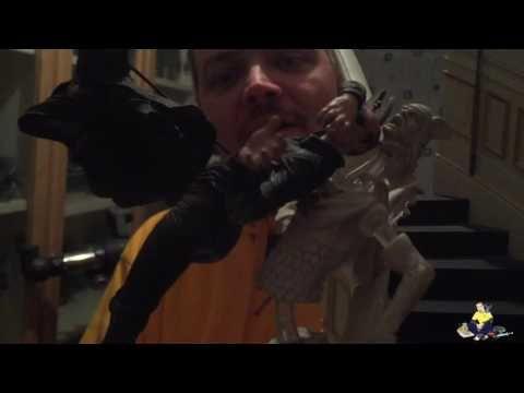 La mia collezione Ep.57 - Star wars maschera e spada laser di Darth Vader - YouTube