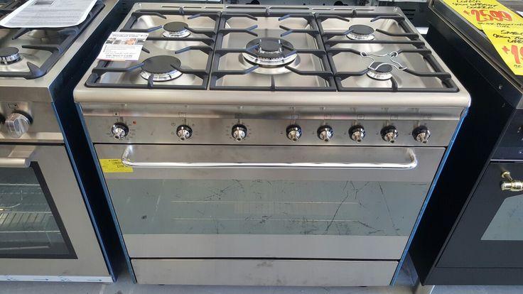 Smeg Free Standing Gas Cooker and Oven ( SA9010X - 90cm )