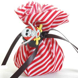 Pirates Treasure Party Bag Favour
