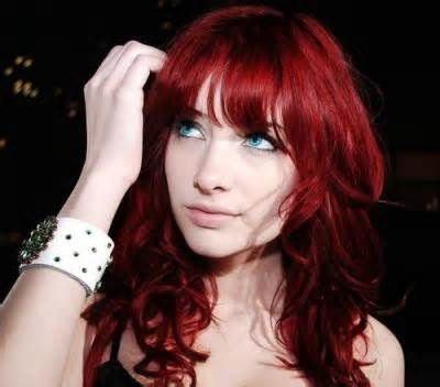 red hair color ideas for fair skin - Bing Images