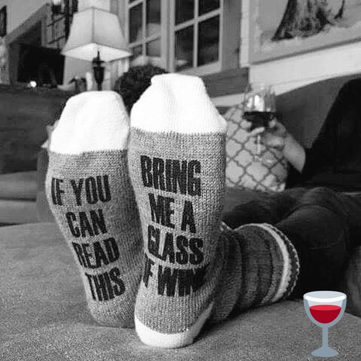 bring wine!