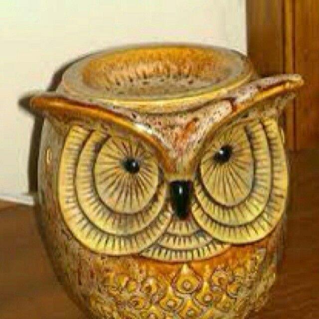 Love My Owl Wax Warmer Wax Warmers Pinterest Wax