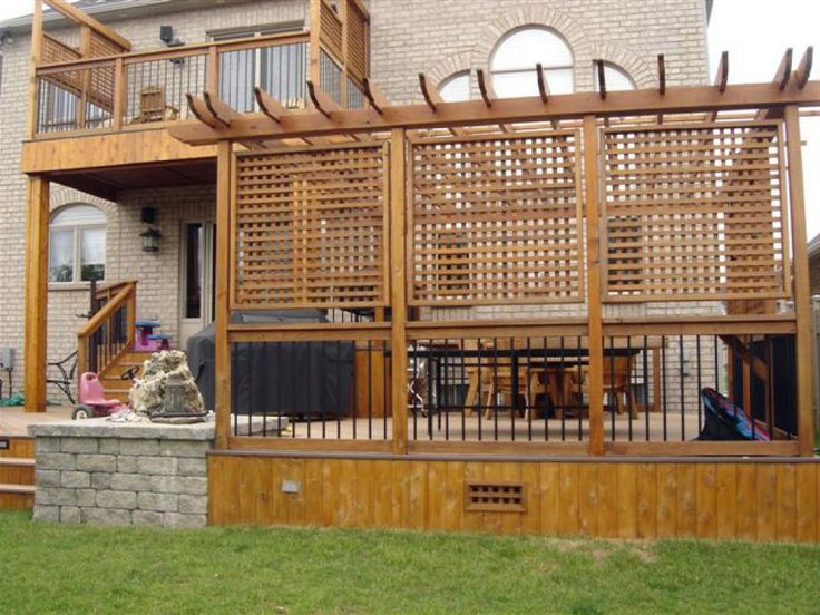 outdoor make comfy privacy deck ideas great design privacy deck ideas patio privacy - Patio Privacy Screen