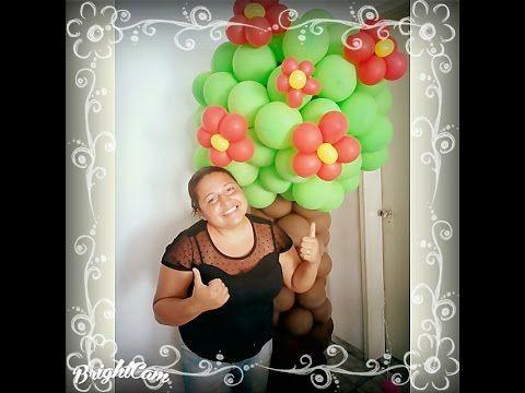Árvore de Balões(Balão 250 Big)