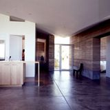 Tuscon Mountain House by Rick Joy made out of rammed earth and winner of the 2004 Smithsonian Architecture Design Award. (pic: www.schoener-wohnen.de)