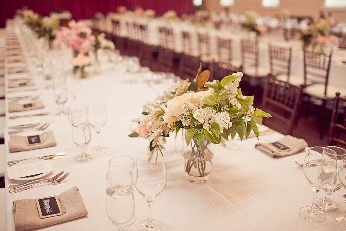 Wedding table design, decor & design by Bay Leaf Catering