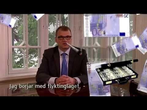 Totuus miljonääri Juha Sipilästä valehteleva huijari ja diktaattori. – Suomimedia